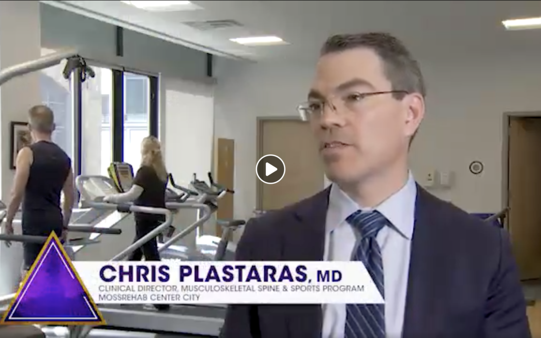 Dr. Christopher Plastaras on ITBS: Running's Most Common Injury